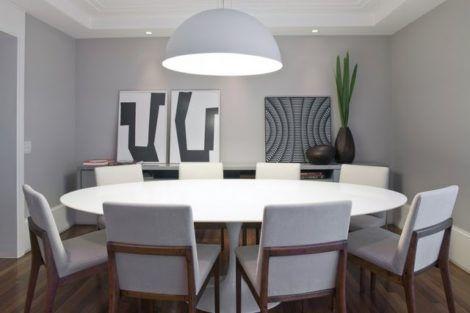 mesa oval 6 lugares 3 470x313 - MESA OVAL 6 lugares para sala de jantar
