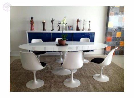 mesa oval 6 lugares 4 470x344 - MESA OVAL 6 lugares para sala de jantar