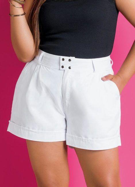 shorts de alfaiataria plus size 6 470x650 - Short de alfaiataria PLUS SIZE modelos com tamanhos especiais