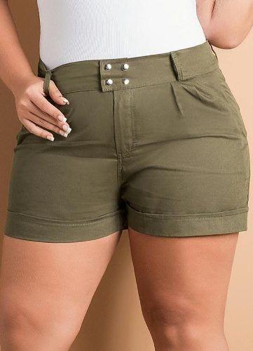 social shorts25 - Short de alfaiataria PLUS SIZE modelos com tamanhos especiais