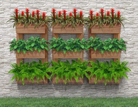 hortal vertical 470x365 - HORTA VERTICAL PARA SACADA do apartamento, veja