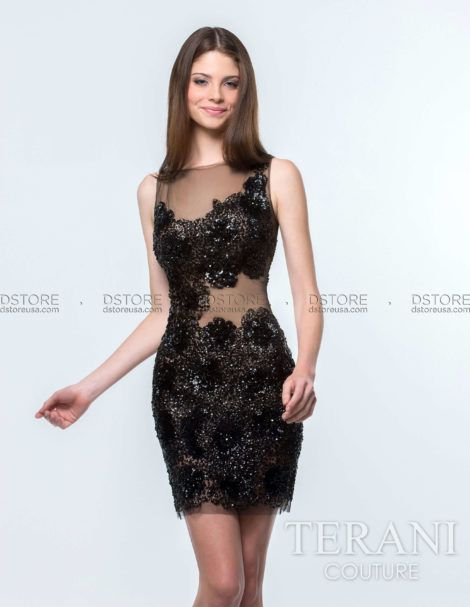 vestidos curtos para festas 4 470x607 - Modelos de VESTIDOS CURTOS DA MODA jovem pra sair