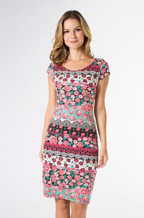 vestidos estampados de malha 1 470x714 - VESTIDOS ESTAMPADOS DE MALHA moda primavera verão