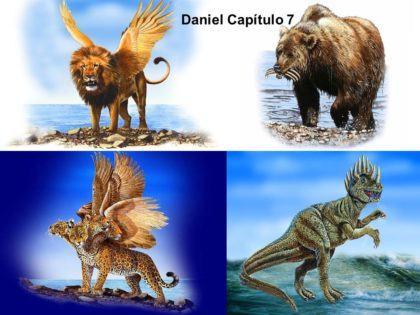 animais da profecia de Daniel 7 420x315 - Os animais da Profecia de Daniel e o seu significado