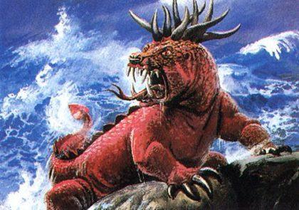 animais da profecia de Daniel besta que sai do mar 420x295 - Os animais da Profecia de Daniel e o seu significado