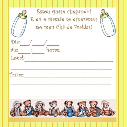 imagem 11 420x420 - MODELOS de Convites prontos para Chá de Fralda, EDITAVEIS