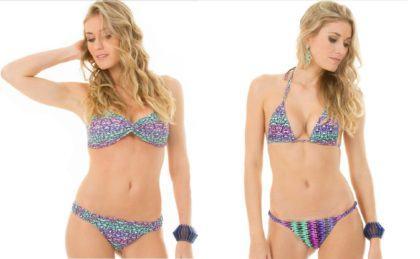 imagem 2 4 420x259 - Biquínis moda praia verão curta o sol praia e piscina