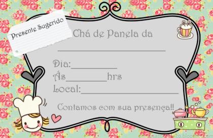 imagem 4 420x273 - Modelos de Convites prontos para chá de cozinha