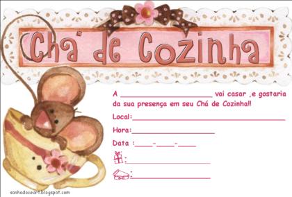 imagem 5 420x284 - Modelos de Convites prontos para chá de cozinha