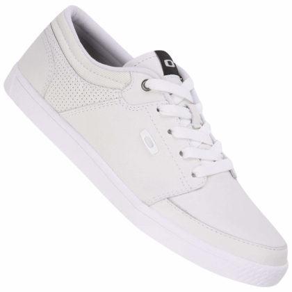 tenis oakley masculino todo branco 420x420 - Tênis Oakley masculino moda jovem para seus pés