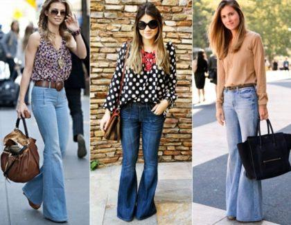 imagem 15 2 420x326 - CALÇAS FLARE JEANS moda feminina, como usa-las