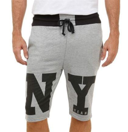 imagem 3 420x433 - Bermudas masculinas de moletom moda verão homem
