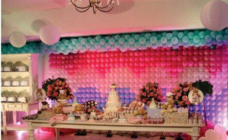 baloes decorativos aniversario 470x289 - DECORAÇÃO COM BALÕES PARA ANIVERSÁRIO infantil