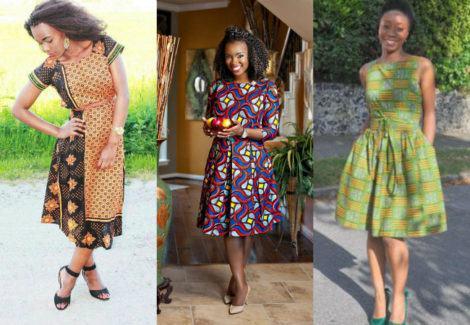 como usar os vestidos de capulana 470x325 - VESTIDOS DE CAPULANA Africanos modelitos incríveis