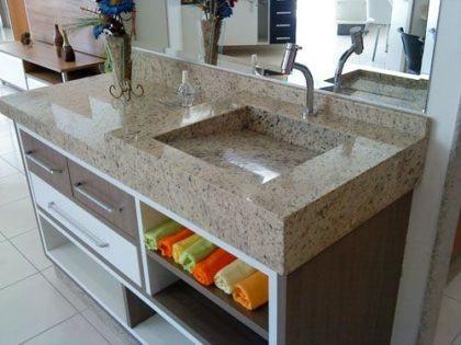 decoracao com tipos de granitos 420x315 - TIPOS DE GRANITO para cozinha, banheiro, churrasqueira