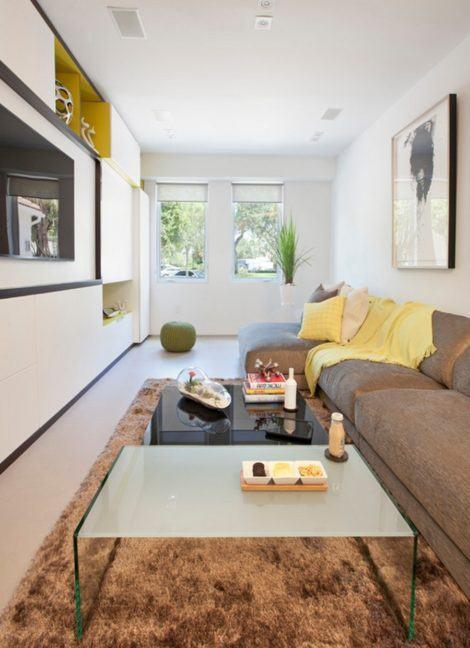 decoracao de sala de estar 470x648 - DECORAÇÃO DE SALA DE ESTAR pequenas, para apartamentos, e grandes