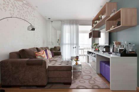 fotos salas 470x313 - DECORAÇÃO DE SALA DE ESTAR pequenas, para apartamentos, e grandes