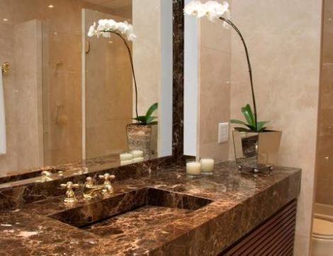 Tipos de granito para cozinha banheiro churrasqueira for Ver pisos decorados