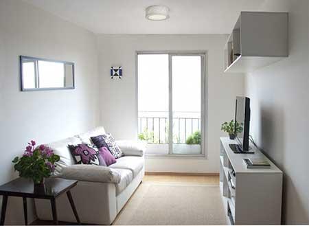 imagem 12 4 - DECORAÇÃO DE SALA DE ESTAR pequenas, para apartamentos, e grandes