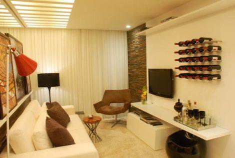imagem 13 3 470x315 - DECORAÇÃO DE SALA DE ESTAR pequenas, para apartamentos, e grandes