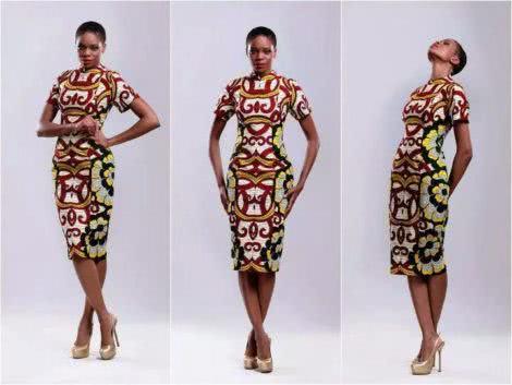 imagem 14 470x353 - VESTIDOS DE CAPULANA Africanos modelitos incríveis