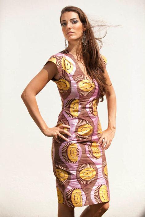 imagem 15 3 470x705 - VESTIDOS DE CAPULANA Africanos modelitos incríveis
