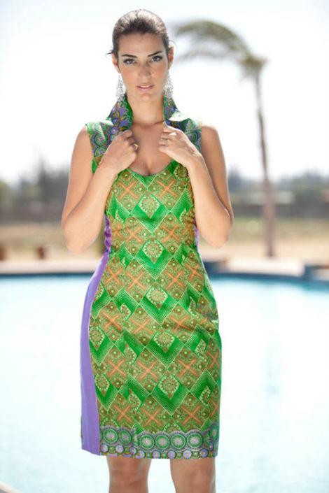 imagem 16 4 470x705 - VESTIDOS DE CAPULANA Africanos modelitos incríveis
