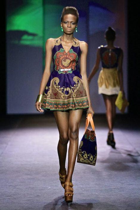 imagem 28 470x705 - VESTIDOS DE CAPULANA Africanos modelitos incríveis