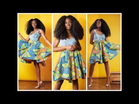 imagem 29 470x353 - VESTIDOS DE CAPULANA Africanos modelitos incríveis