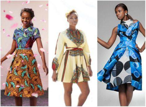 imagem 5 6 470x343 - VESTIDOS DE CAPULANA Africanos modelitos incríveis