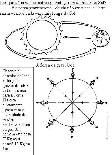 imagem 5 - GEOGRAFIA Atividades sobre o Sistema Solar para imprimir