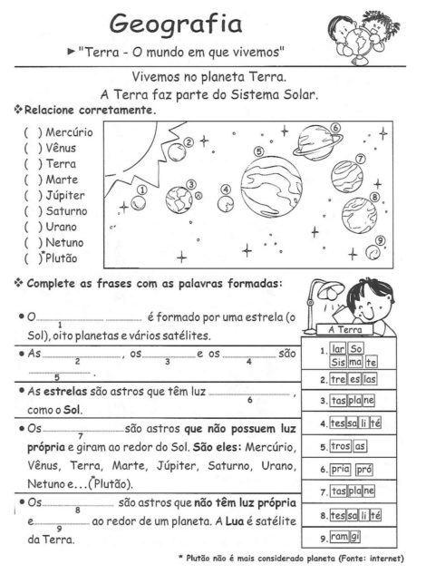 imagem 6 470x633 - GEOGRAFIA Atividades sobre o Sistema Solar para imprimir