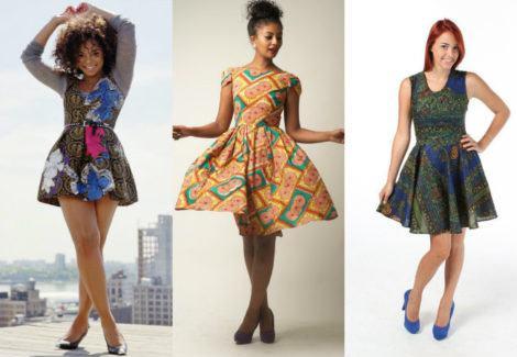 imagem 6 5 470x325 - VESTIDOS DE CAPULANA Africanos modelitos incríveis