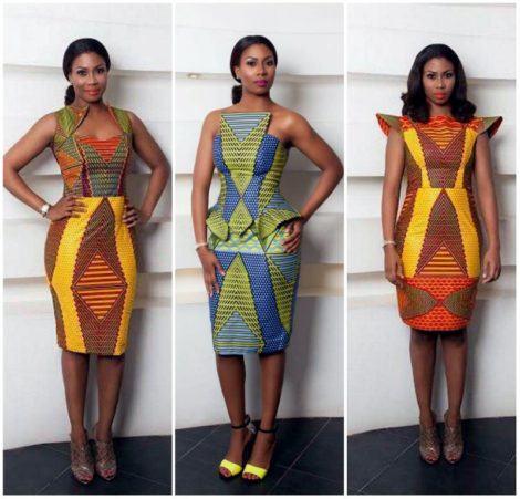 imagem 7 4 470x451 - VESTIDOS DE CAPULANA Africanos modelitos incríveis