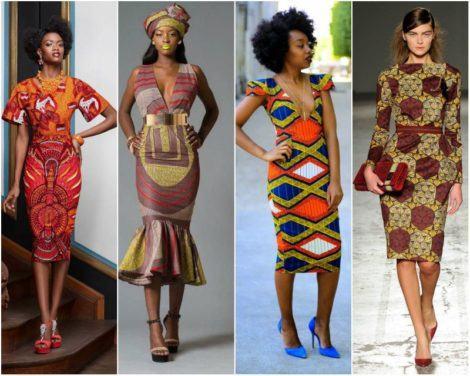 modelos vestidos de capulana 470x376 - VESTIDOS DE CAPULANA Africanos modelitos incríveis