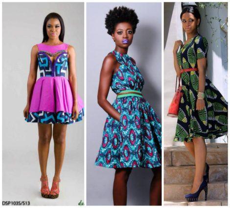 vestidos de capulana 470x425 - VESTIDOS DE CAPULANA Africanos modelitos incríveis