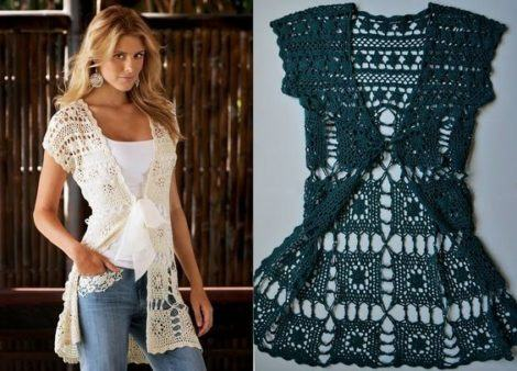 10 8 470x338 - COLETES DE TRICÔ FEMININO moda inverno