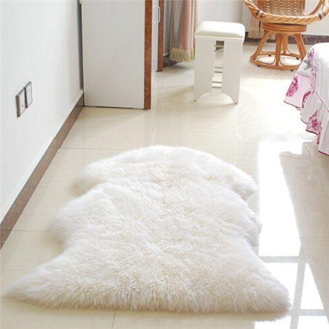 11 470x470 - TAPETE DE PELE DE CARNEIRO decoração e conforto pra sua casa