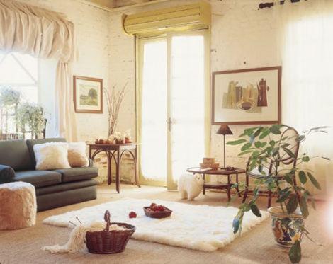 28 470x373 - TAPETE DE PELE DE CARNEIRO decoração e conforto pra sua casa