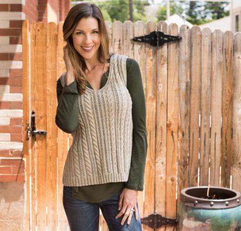 coletes de trico feminino para usar no inverno 470x450 - COLETES DE TRICÔ FEMININO moda inverno