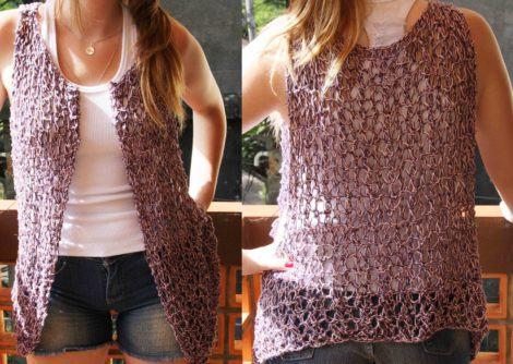 coletes de trico feminino para vestir todo o ano 470x334 - COLETES DE TRICÔ FEMININO moda inverno