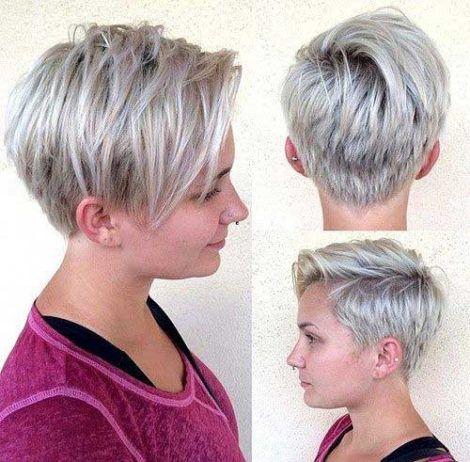 cabelos pixie para senhoras 2 470x462 - Novos Cortes de Cabelos Curtos para Senhoras, Os Cortes da Moda