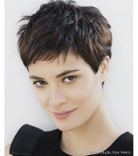 cabelos pixie para senhoras 4 470x531 - Novos Cortes de Cabelos Curtos para Senhoras, Os Cortes da Moda