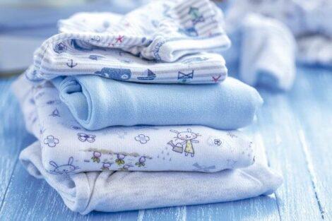 enxoval de bebe 470x313 - Como Montar Enxoval de Bebê lista Completa