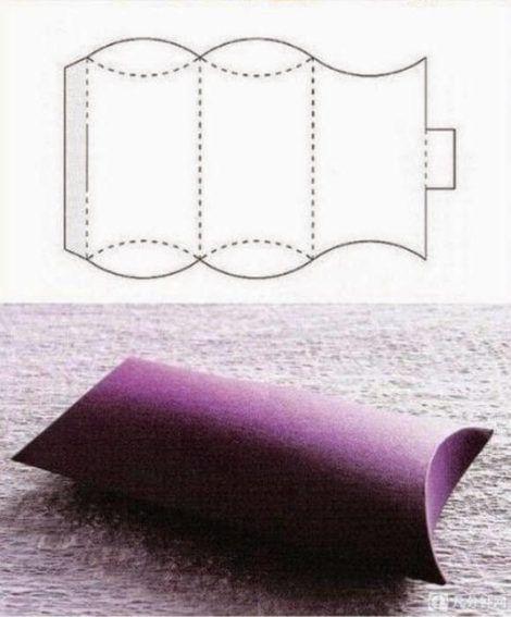 imagem 10 4 470x567 - Moldes de Caixinhas Artesanais para Imprimir