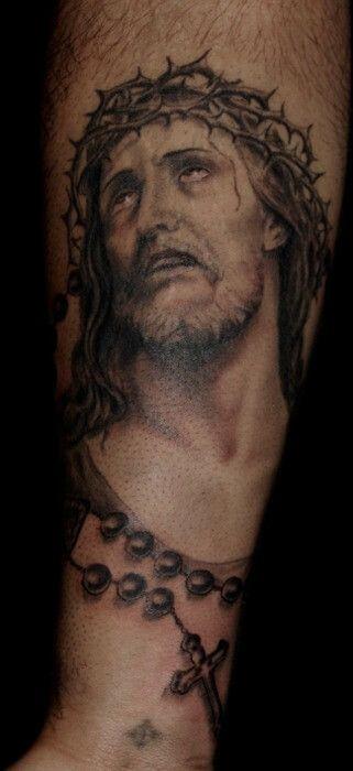 imagem 10 - Tatuagem Religiosa (Tipos e áreas do corpos com a tattoo )