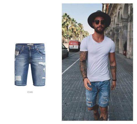 imagem 2 1 470x425 - Bermuda Jeans Masculina Como Usar, Modelos e cores