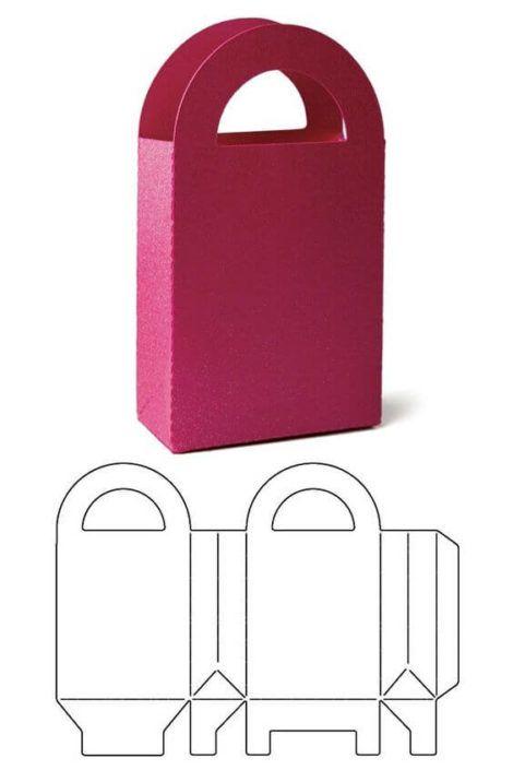 imagem 20 3 470x705 - Moldes de Caixinhas Artesanais para Imprimir