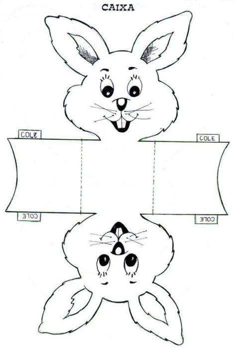 imagem 25 3 470x713 - Moldes de Caixinhas Artesanais para Imprimir