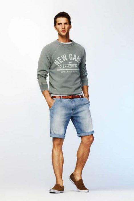 imagem 3 2 470x705 - Bermuda Jeans Masculina Como Usar, Modelos e cores